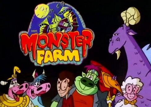 Monster Farm (La granja de los monstruos)