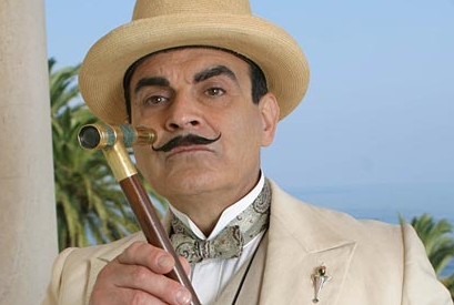 Poirot: Agatha Christie