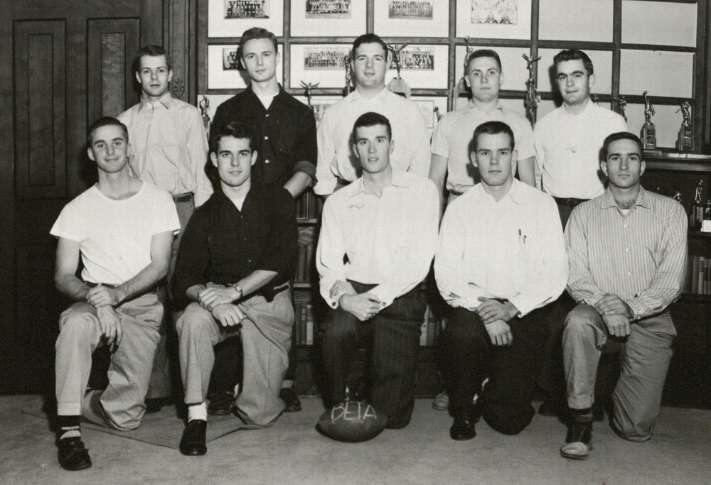 Intramural Football — 1953-54