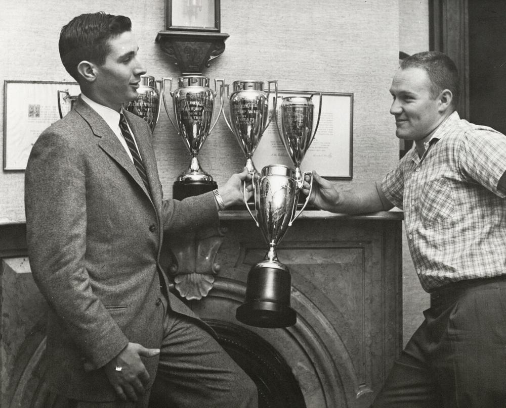 IFC Scholarship Cup — 1957