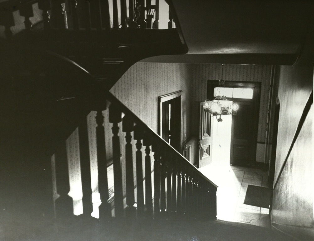 Usher Mansion Atrium (1960s)
