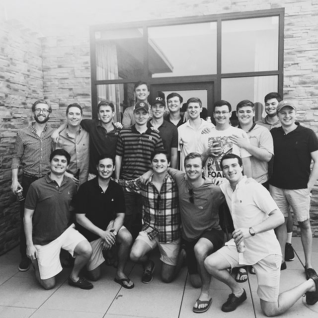 Betas loved having the moms up for Beta Moms' Weekend 2017. Thanks to all for a great weekend!