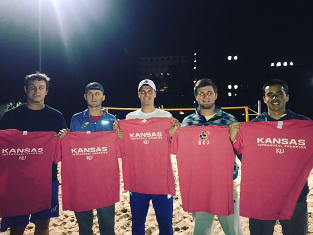 Another Congratulations to both the Beta A1 Indoor and Outdoor Volleyball teams for winning both Hill Championships. Love seeing the guys represent Beta Intramurals! #BetaA1