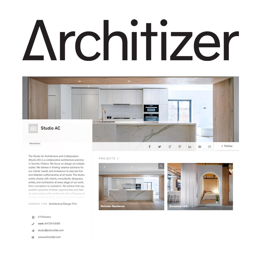 Architizer Studio AC