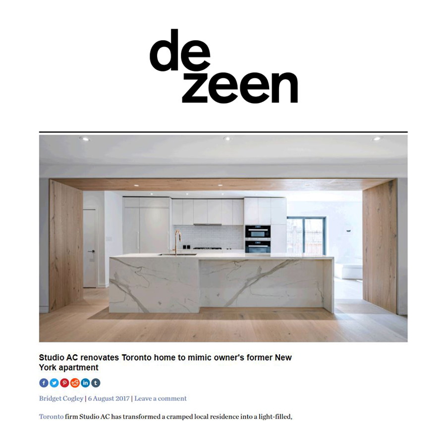 Dezeen Richview