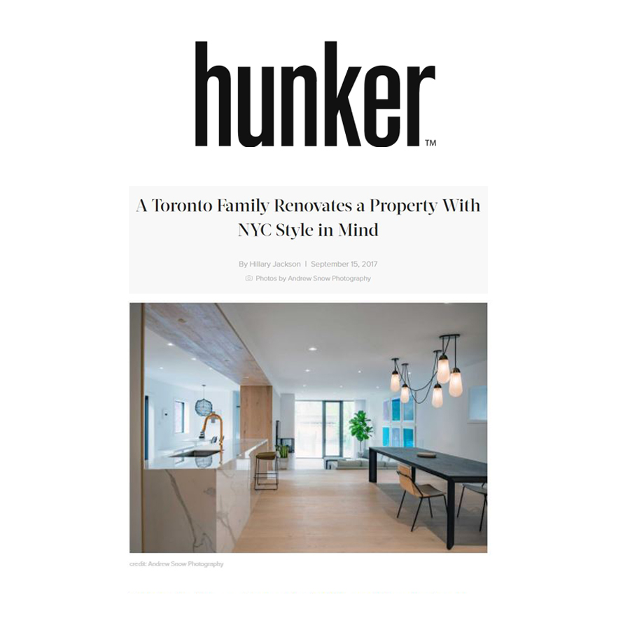 Hunker Richview Residence