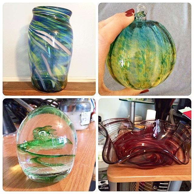 First Glass Creations- December 2014