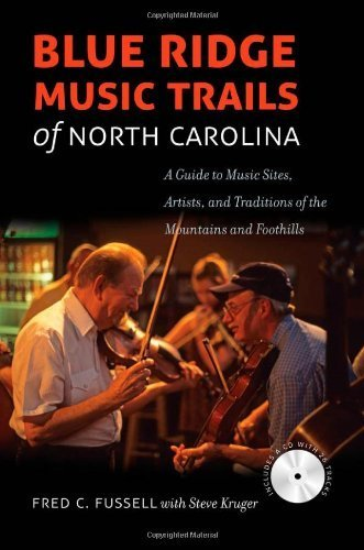 Hey, they put us on the cover of the  book about Blue Ridge music.