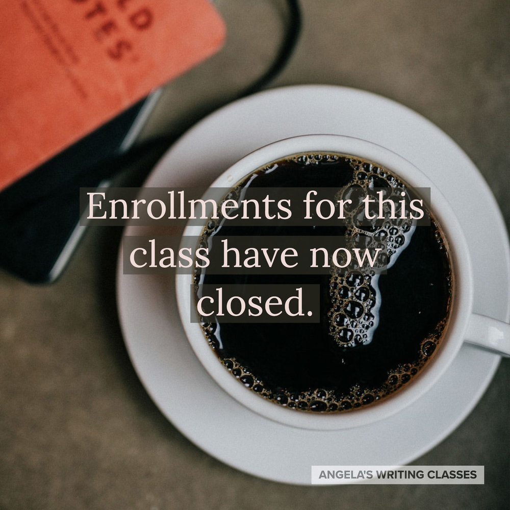 Enrollments are now closed.