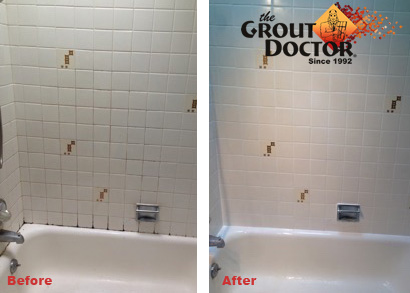 Before and After Regrout
