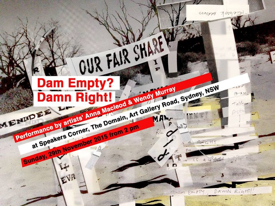 Dam Empty? Damn Right!