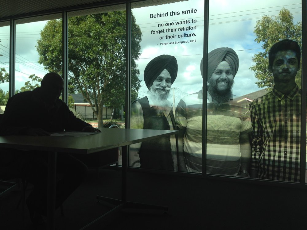Pargat and Lovepreet's story at Altona Meadows Library and Learning Centre