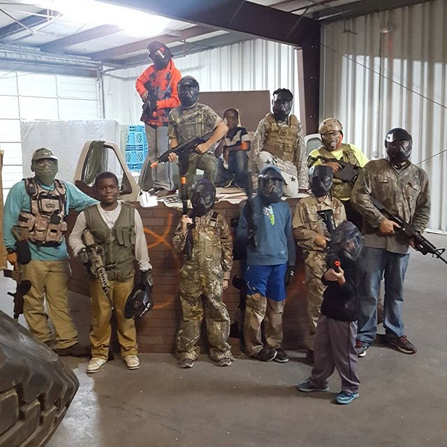 Big shout out to Ashton for coming out for his birthday!! We had a blast with you guys! See you all next time 🖒  Scenario Event: June 18th, 2016 Gameplay: $17 Rentals w/o bbs: $37  5v5 Tournament: June 25th, 2016  #livethegame #spartanairsoft #slingplastic #airsoft #valdosta #georgia #florida #happybirthday #summer #milsim #spartanrevolution