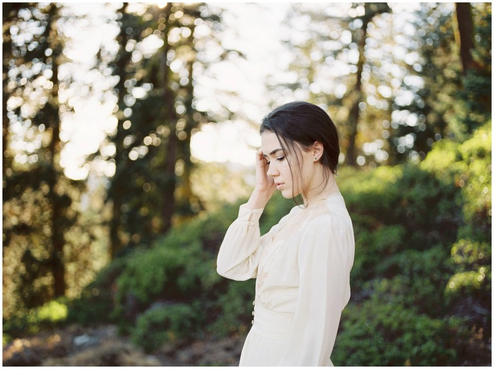 Exploring Mt. Ashland with the beautiful Amelia Sorenson. | To view full post,  click here.