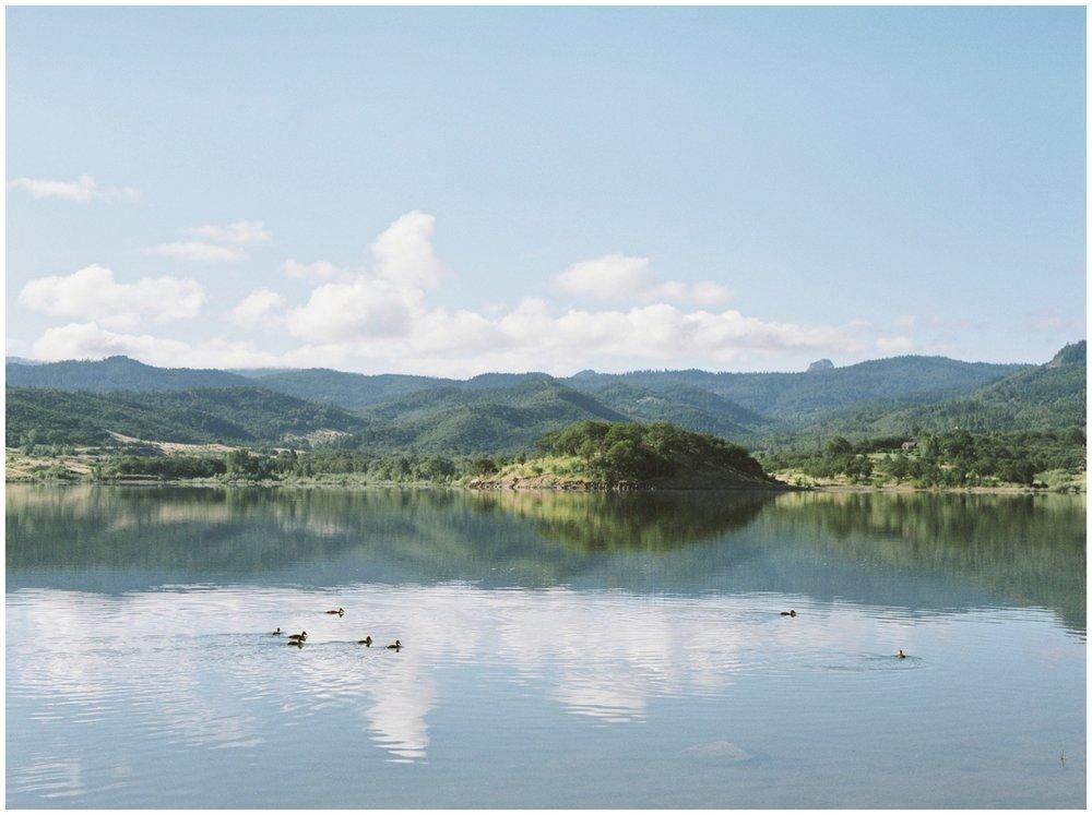 Emigrant Lake | Juliet Ashley Photography
