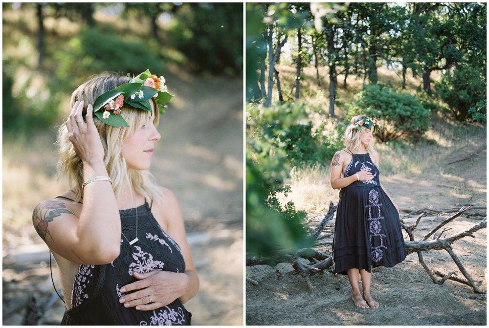 Maternity | Ashland, Oregon | Juliet Ashley Photography