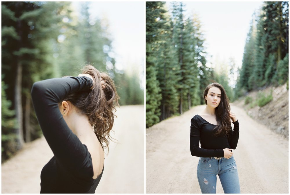 Amelia | Mt. Ashland | Juliet Ashley Photography