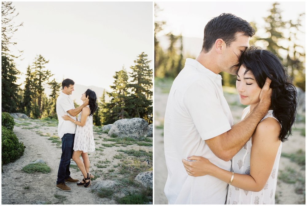 mt ashland engagement by juliet ashley photography