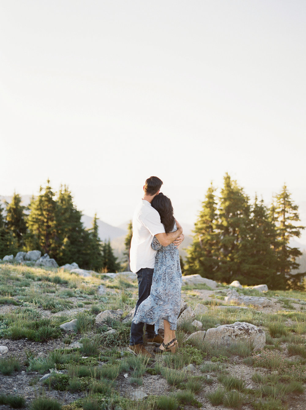 southern oregon engagement photographer