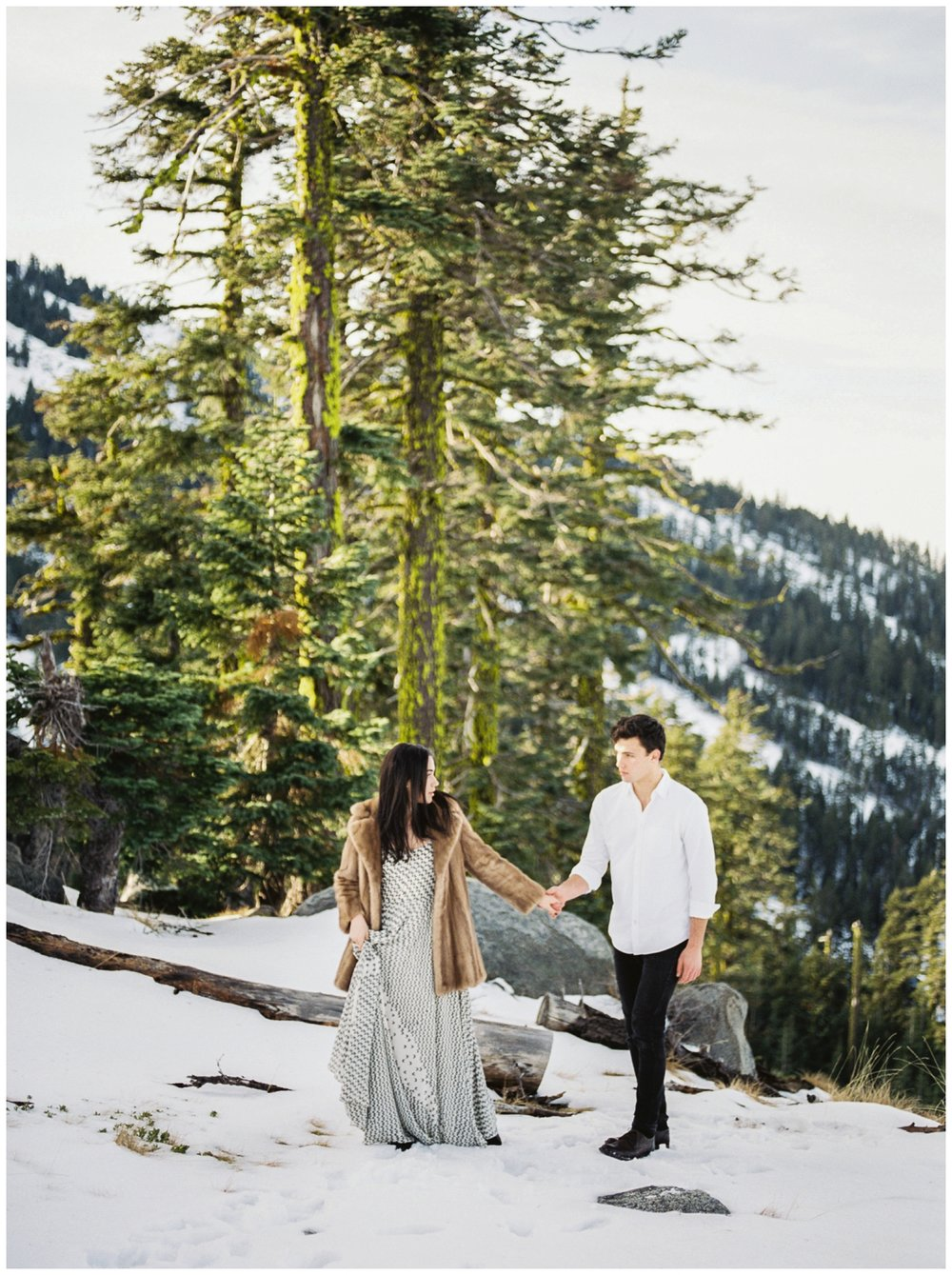 winter engagement session by juliet ashley photography