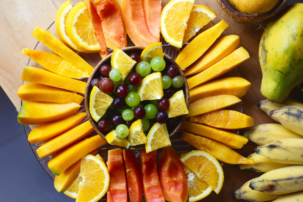 Routine Fruit Platters