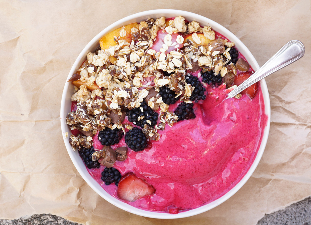 Beach Babe Smoothie Bowl