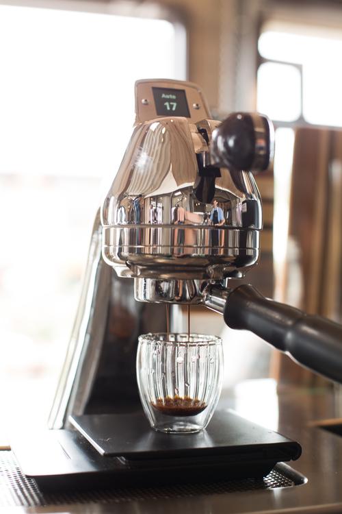 Bar espresso kenmore 15 maker