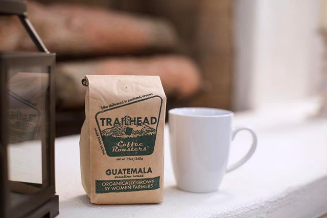 Sometimes the weather makes you want to cozy up by the fire with a cup of coffee - and @trailheadcoffeeroasters' Guatemala does just the trick. Included in this month's delivery from  the new @brotherscoffeeco monthly subscription, this coffee brings notes of citrus, brown sugar, and a smooth nutty finish. Check it out! #BrothersCoffeeCo #TrailheadCoffeeRoasters #Coffee #GuatemalaCoffee #CaldwellCoffee