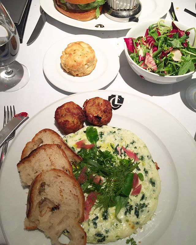 Brunch at @thelambsclub will always be the answer.