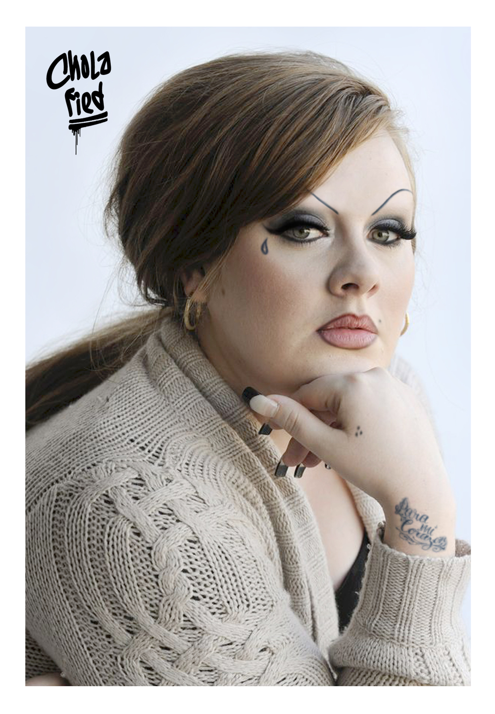 chola adele aka lonely girl