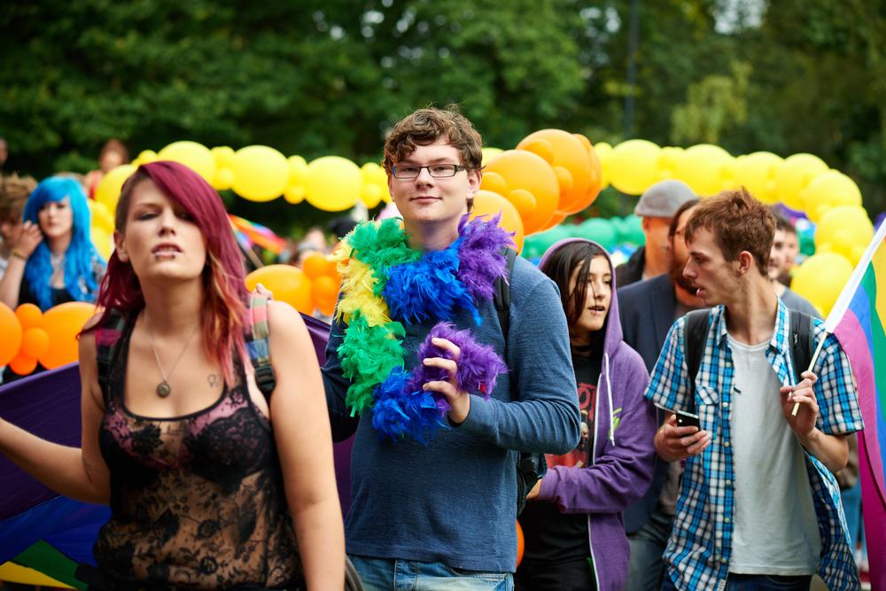 Gay and lesbian group photos 422