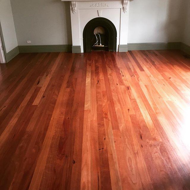 New floor in Geelong West. #horizonfloors