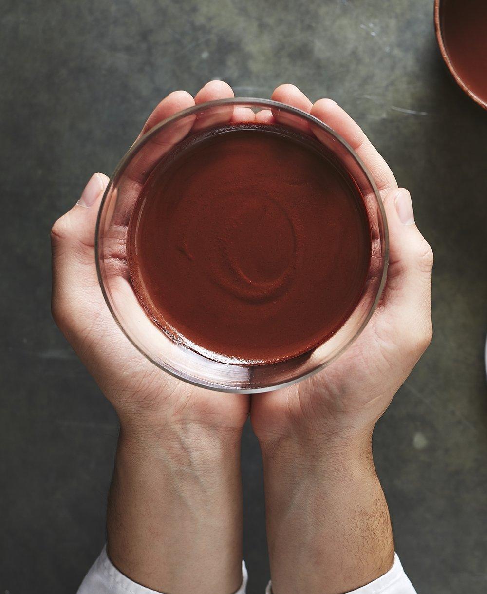 Hand bowl