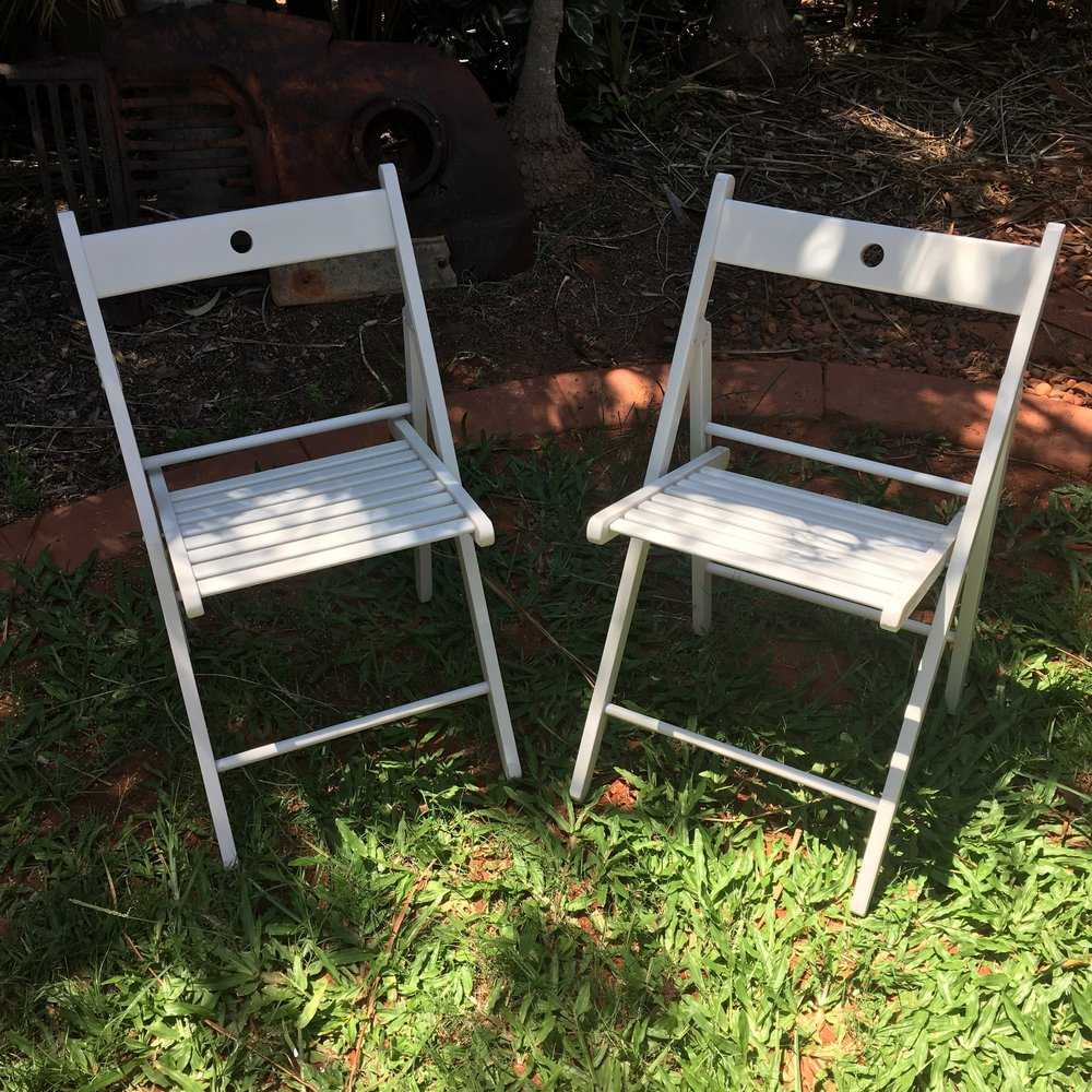 Gladiater Chairs $10 each