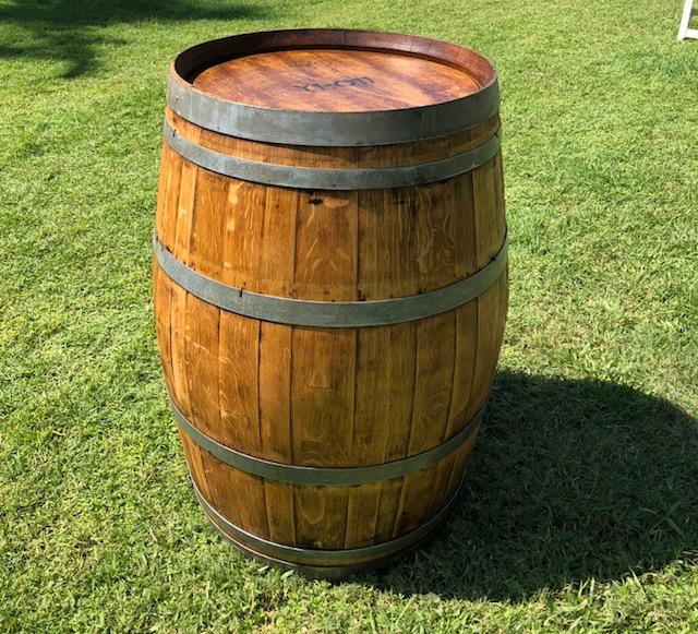 Wine Barrels $50 each
