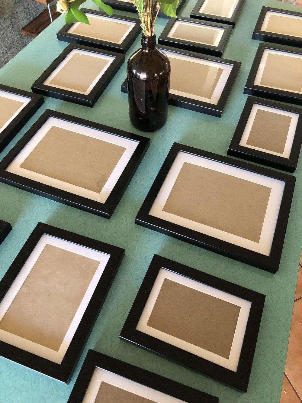 Photo Frames $2 each