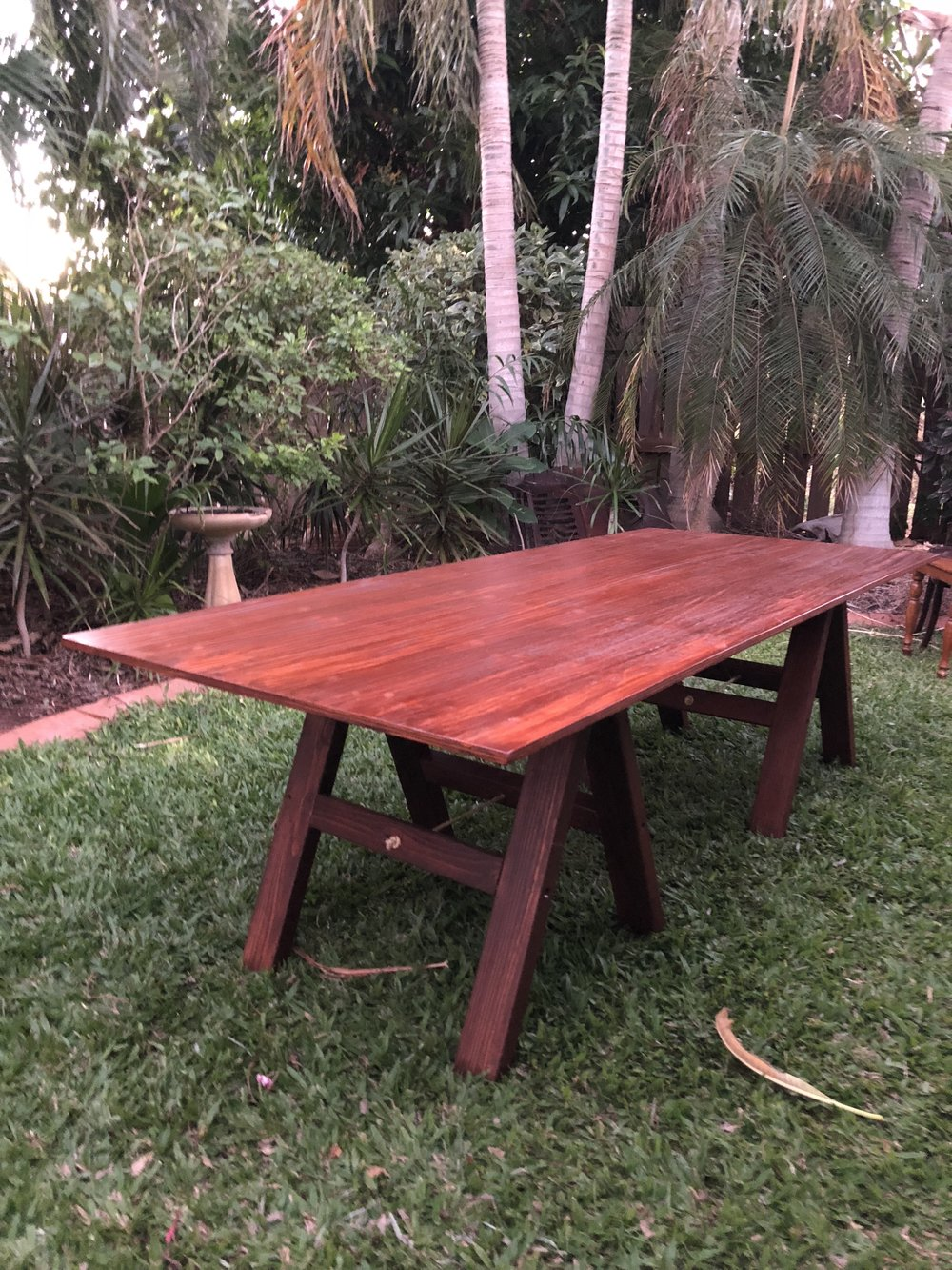Trestle Tables $70 each or 10 for $550
