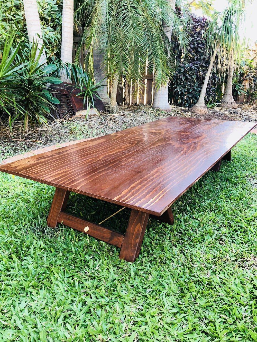 BOHO Low Table / Kids Table $70