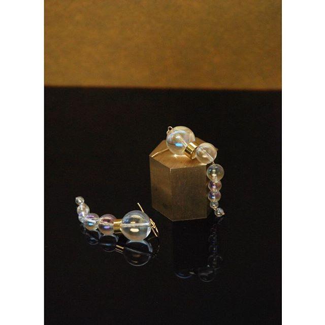 Olympia Earrings  #olympia #ciita #ciitaadornments  #earrings #jewelry