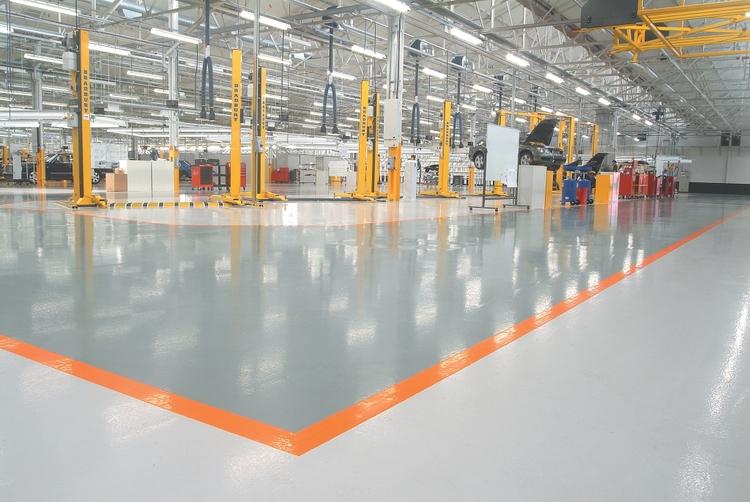 resinous colorado concrete denver floors resin flooring gallery industrial finishes floor
