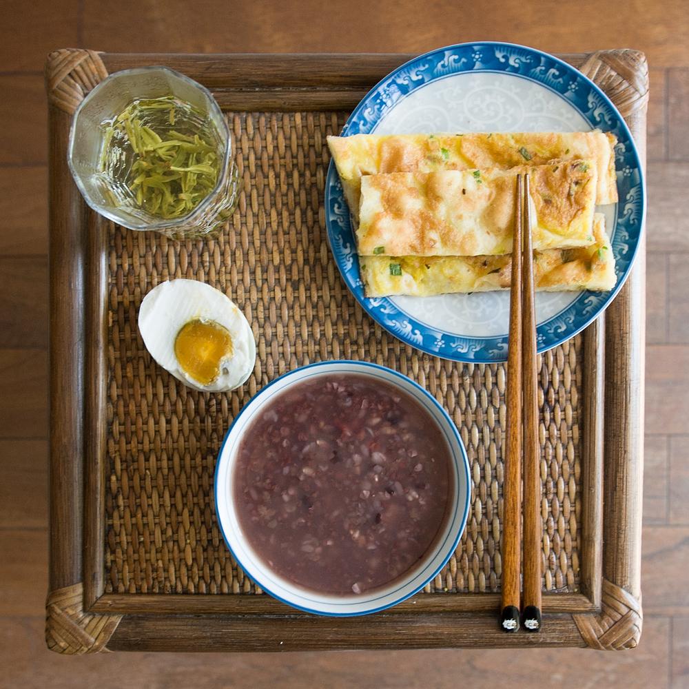 Shanghainese Breakfast