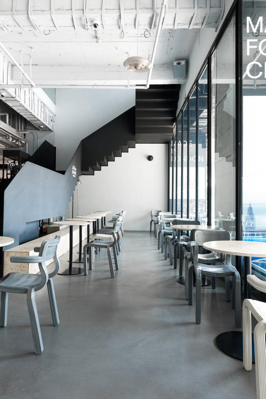 @AUNN CAFE in Shanghai