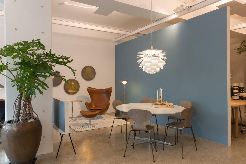 Fritz Hansen Showroom @rooming