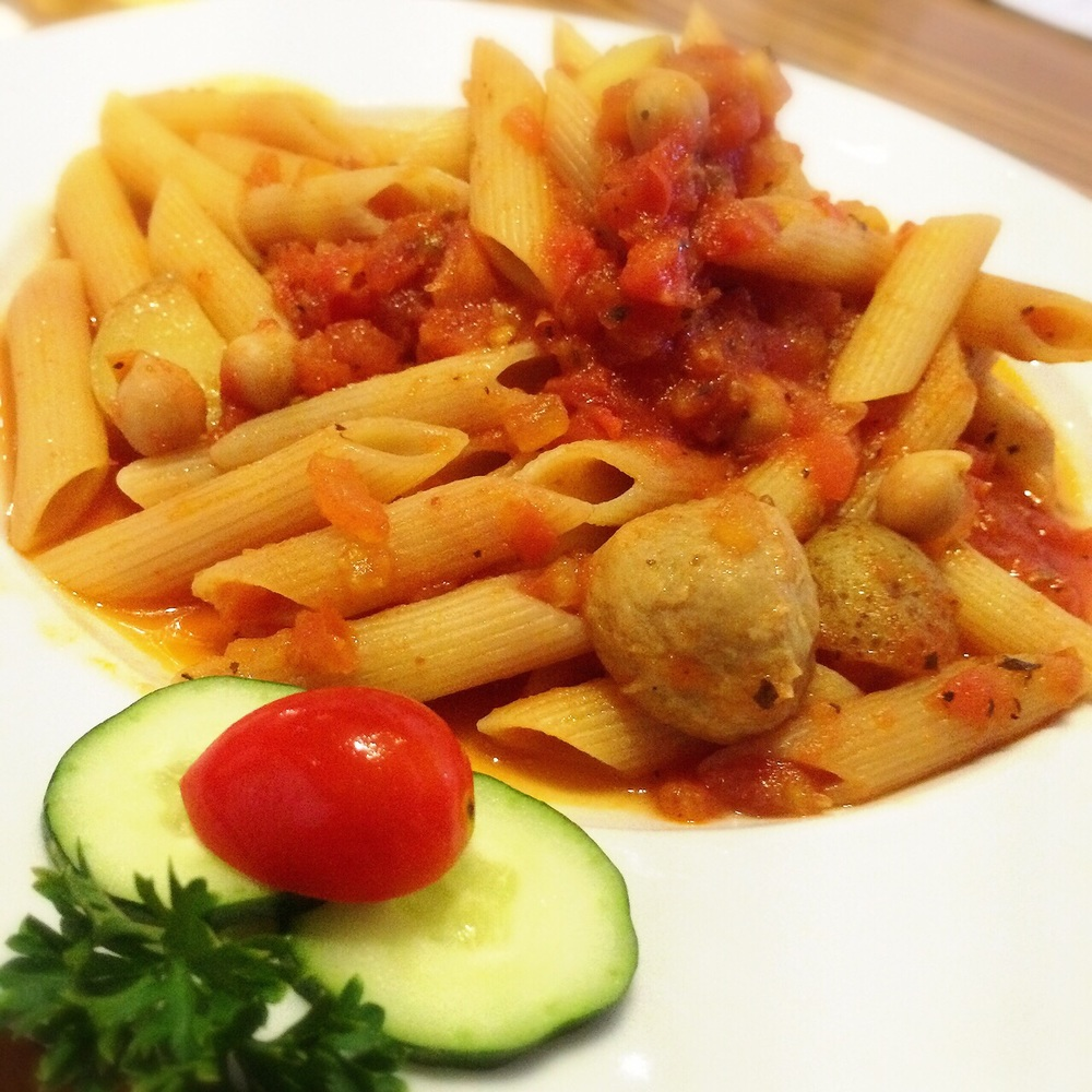 Pasta and Veg Meatballs