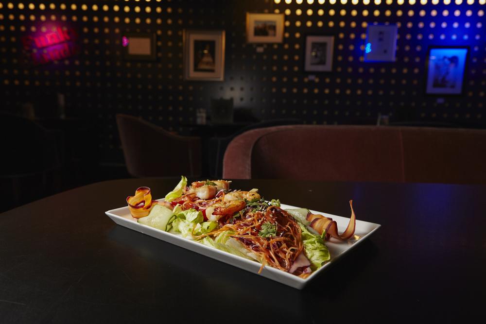 Montreux Jazz Cafe shrimps salad.jpg