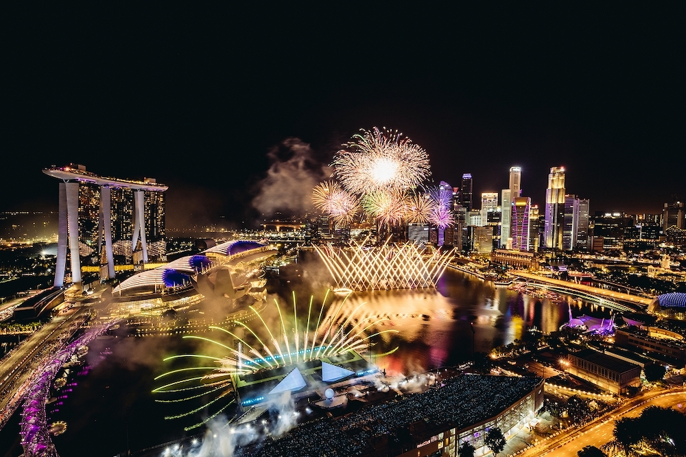 Fireworks Blooming Across the Singapore Skyline at STAR ISLAND.jpg