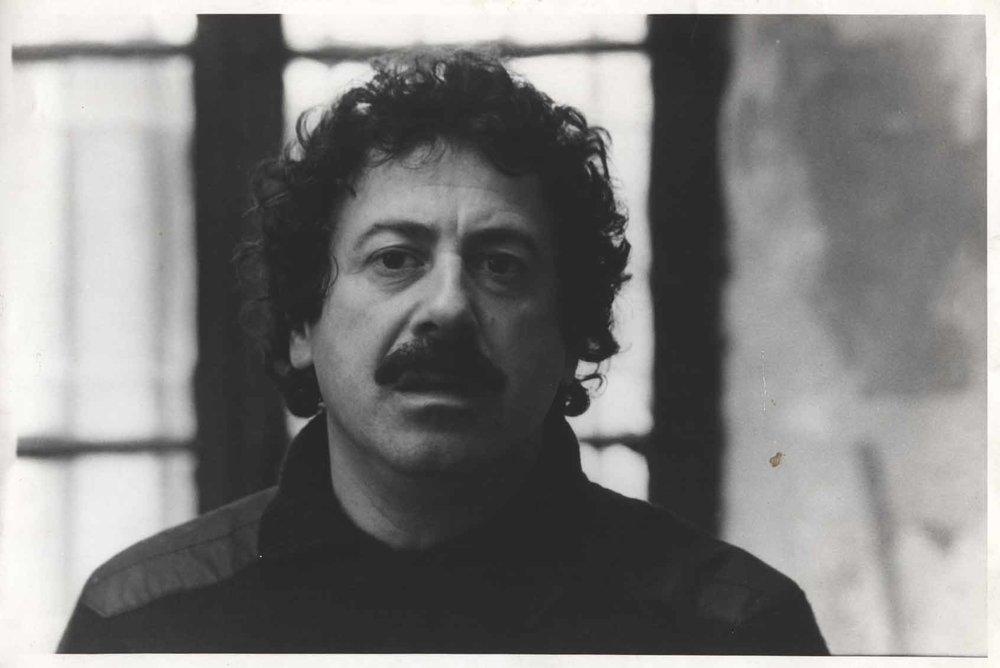 Rodolfo Viola fotografato da Johnny Ricci