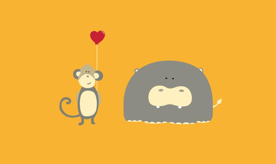 Love_Monkey_Print