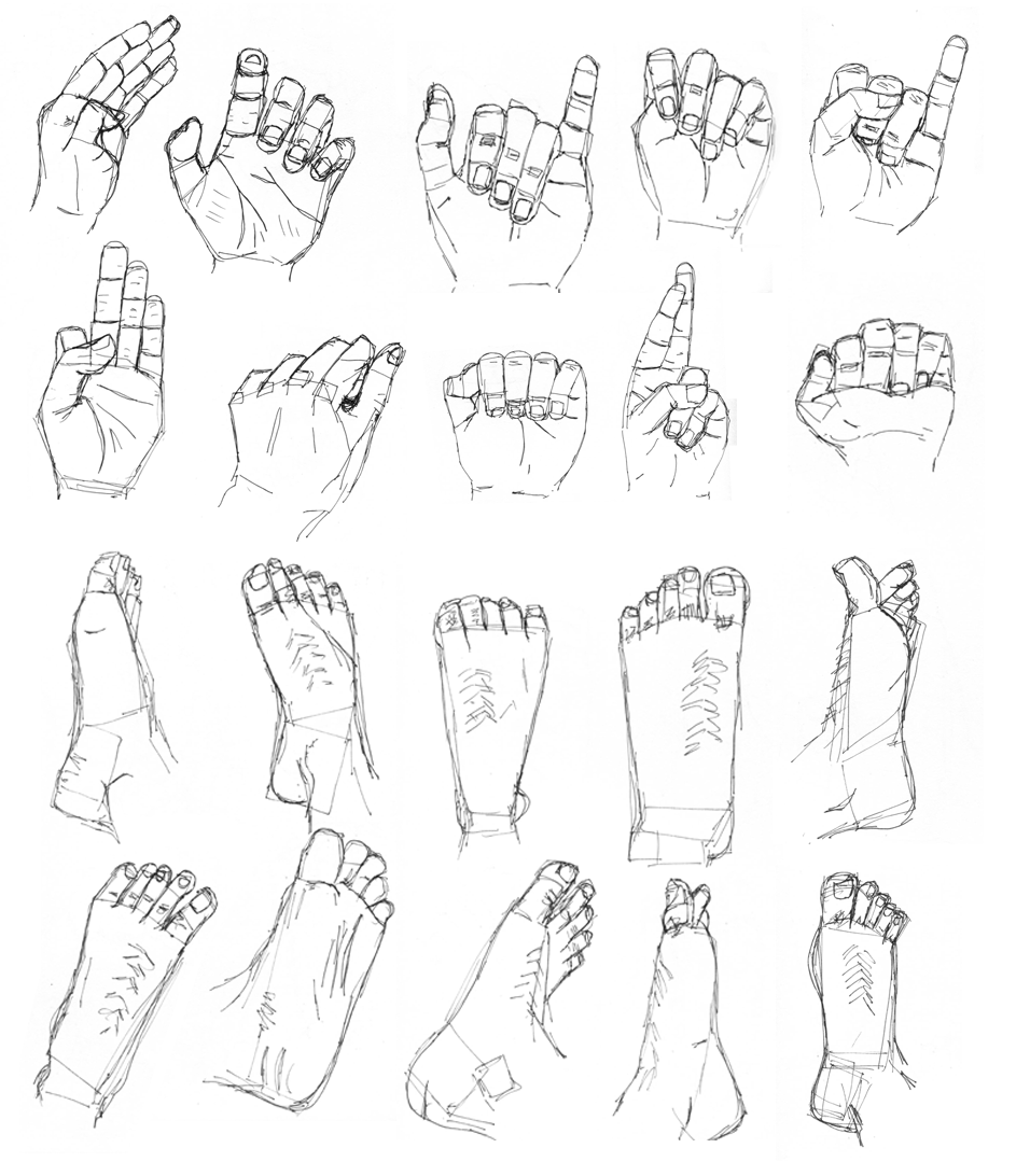 Hands-and-Feet-Exercise