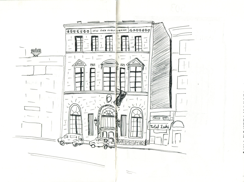 LibrarySketchbook06
